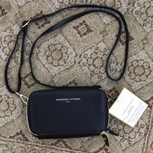 Adrienne Vittadini charging Wallet, crossbody bag